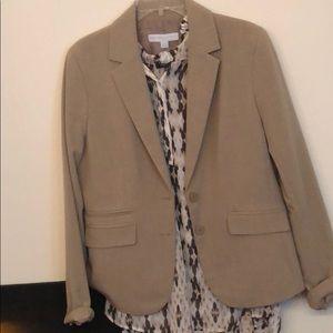 Jackets & Blazers - New York and company, classic tan blazer